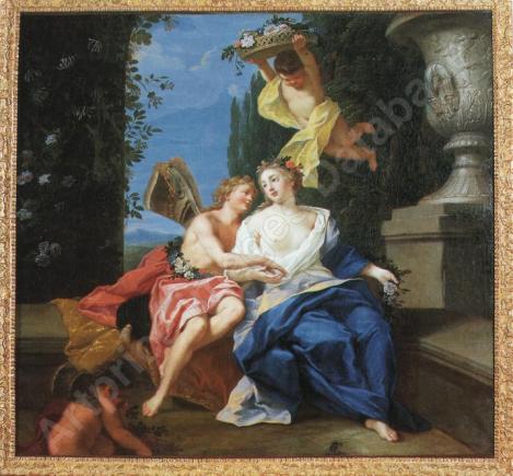 boulogne Flore et Zéphyr
