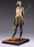 Petite danseuse de quatorze ans par Edgar DEGAS