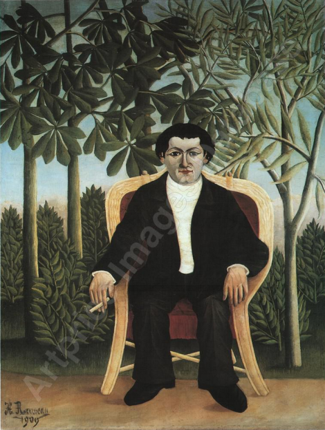 Portrait de Joseph Brummer