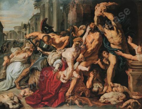 Rubens - The Massacre of the Innocents