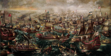 The Battle of Lepanto (1571)