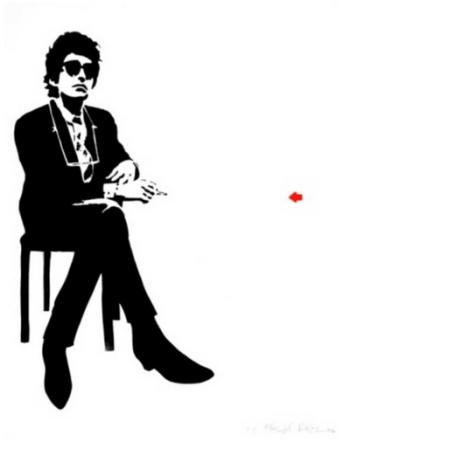 JEF AÉROSOL - Bob Dylan