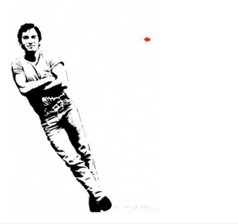 JEF AÉROSOL - Springsteen